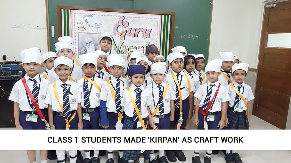 Guru Nanak Jayanti Special Assembly at RPPS