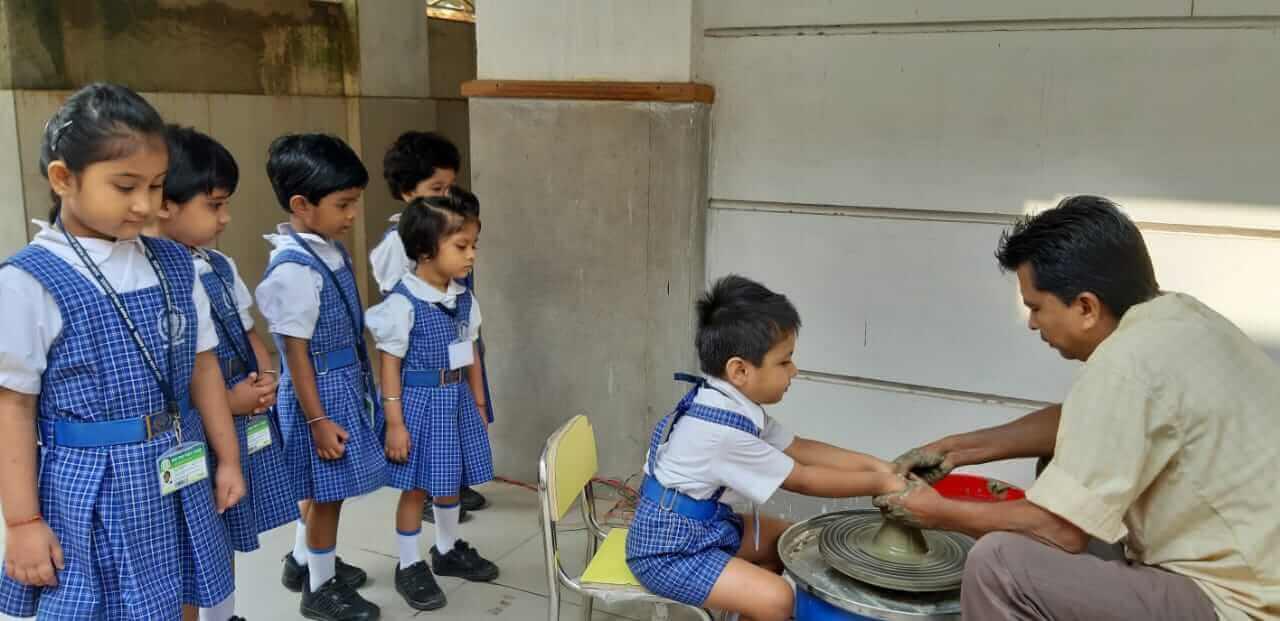 Pottery Activity