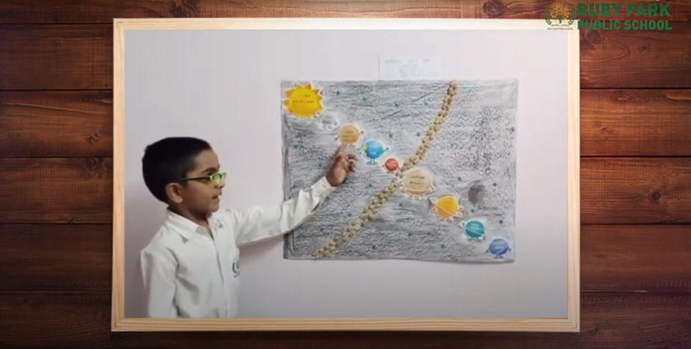 Virtual Science Exhibition 2020